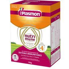 Plasmon NutriMune 4 Сухо мляко за малки деца 24M+ 350 гр 2 бр