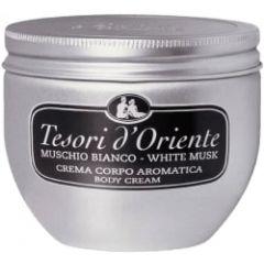 Tesori d'Oriente Muschio Bianco Крем за тяло с бял мускус 300 мл
