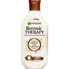 Garnier Botanic Therapy Шампоан с кокосово мляко и макадамия за суха коса 400 мл