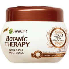 Garnier Botanic Therapy Маска с кокосово мляко и макадамия за суха коса 300 мл