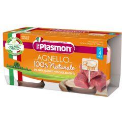 Plasmon Пюре от агеншко месо за деца 4М+ 80 гр 2 бр