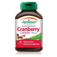 Jamieson Cranberry Complex Кранбери Комплекс 500 мг х 60 капсули