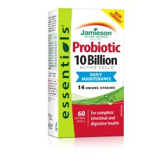 Jamieson Probiotic 10 Billion Пробиотик 10 х 60 капсули
