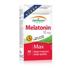 Jamieson Melatonin Мелатонин 10 мг х 60 таблетки