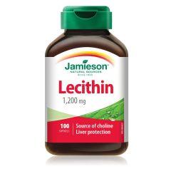 Jamieson Lecithin Лецитин 1200 мг x 100 капсули