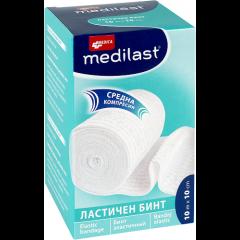Medica Medilast Ластичен бинт 10 м x 10 см x1 бр