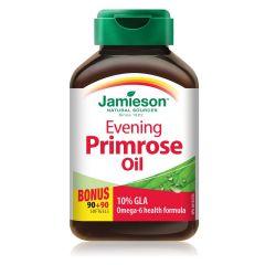 Jamieson Primrose Оil Масло от Вечерна иглика x 90 + 90 капсули