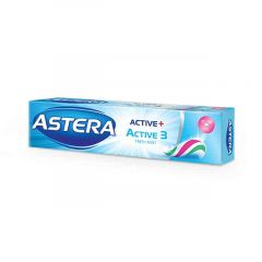 Astera Active 3 Паста за зъби 50 мл Aroma