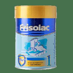 Frisolac 1 адаптирано мляко от 0 - 6 месеца 400 гр