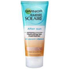 Garnier Ambre Solaire After Sun Бронзиращо мляко за тяло за след слънце 200 мл