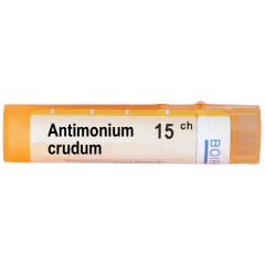 Boiron Antimonium crudum Антимониум крудум 15 СН
