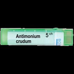 Boiron Antimonium crudum Антимониум крудум 5 СН