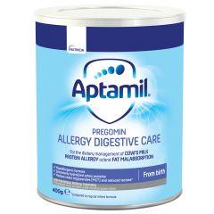 Aptamil ADC Адаптирано мляко за кърмачета при алергии 0м+ 400 гр