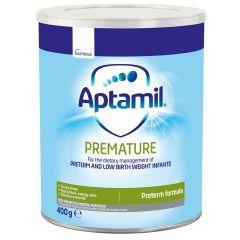 Aptamil PreMature Адаптирано мляко за недоносени бебета 0м+ 400 гр