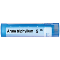 Boiron Arum triphyllum Арум трифилум 9 СН