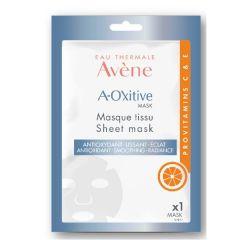 Avene A-Oxitive Антиоксидантна лист-маска с провитамини Ц и Е 18 мл