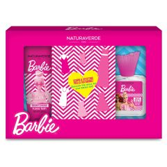 Naturaverde Kids Barbie Комплект Барби с кукленска дрешка изненада