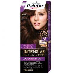 Palette Intensive Color Creme Tрайна крем-боя за коса 5-46 Warm Glossy Beige / Топло бежово кафяв
