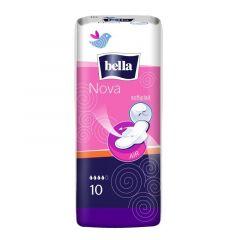 Bella Nova Air Дамски превръзки с крилца х10 бр