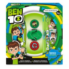 Naturaverde Kids Ben 10 Комплект Бен Тен за момчета с магична гривна с изстрелващи се дискове