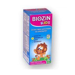 Biozin Kids Сироп с коластра за деца 0+ 100 мл BIOshield