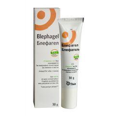 Blephagel Стерилен гел за почистване на клепачи и мигли 30 гр Laboratories THEA
