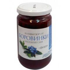 Конфитюр от боровинки с фибри 340 гр