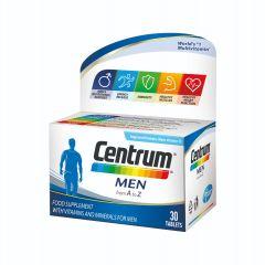 Centrum Men A-Z Витамини и минерали за мъже х30 таблетки Pfizer