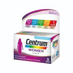 Centrum Women A-Z Витамини и минерали за жени х30 таблетки Pfizer
