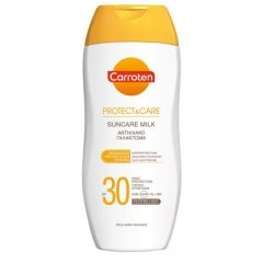 Carroten Protect & Care Слънцезащитно мляко за тяло SPF30 400 мл