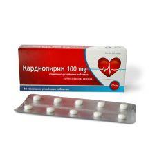 Кардиопирин 100 мг х30 таблетки