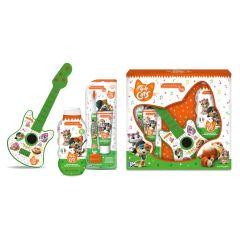 Naturaverde Kids 44 Cats Комплект 44 Котки за деца с играчка китара
