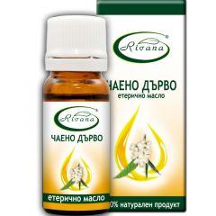 Rivana Етерично масло от чаено дърво 10 мл