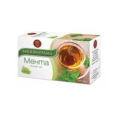 Биопрограма Чай Мента х 20 бр