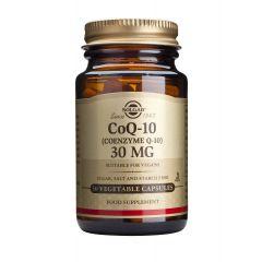 Solgar Coenzyme Q10 Коензим Q10 за здраво сърце 30 мг х30 капсули