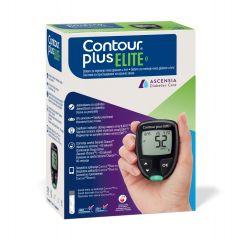Contour Plus Elite Глюкомер за кръвна захар