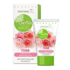 Deva Beauty Крем за ръце с екстракт от Роза 75 мл