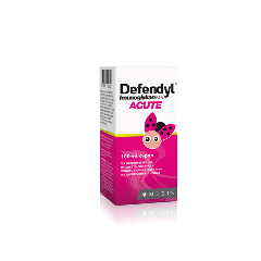 Defendyl Imunoglukan P4H Acute Сирoп за висок имунитет за деца 100 мл Medis