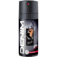 Denim Black Дезодорант спрей за мъже 200 мл