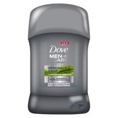 Dove Men+ Care Elements Стик против изпотяване за мъже с минерали и градински чай 50 мл