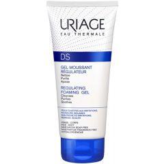 Uriage DS Регулиращ измиващ гел за раздразнена кожа 150 мл