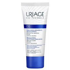 Uriage DS Регулираща емуслия против зачервявания за раздразнена кожа 40 мл