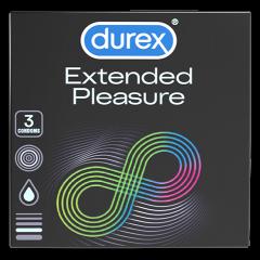 Durex Extended Pleasure презервативи 3 бр