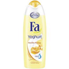 Fa Yoghurt Vanilla Honey Душ-крем за тяло с аромат на ванилия и мед 250 мл