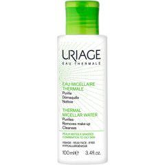 Uriage Eau Thermale Мицеларна почистваща вода за лице за комбинирана и мазна кожа 100 мл