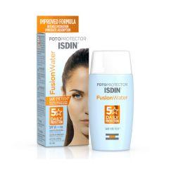 ISDIN Fotoprotector Fusion Water Слънцезащитен флуид за лице SPF50 50 мл