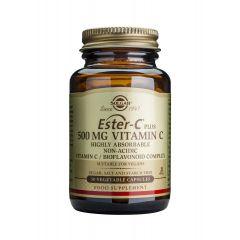 Solgar Ester C Естер С за висок имунитет 500 мг х50 капсули