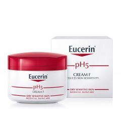 Eucerin pH5 Подхранващ крем за лице и тяло 75 мл