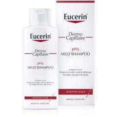 Eucerin DermoCapillaire pH5 Шампоан за чувствителенскалп 250 мл