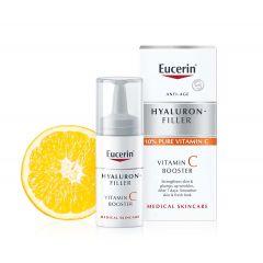 Eucerin Hyaluron-Filler Подмладяващбустер за лицес витамин С 8 мл